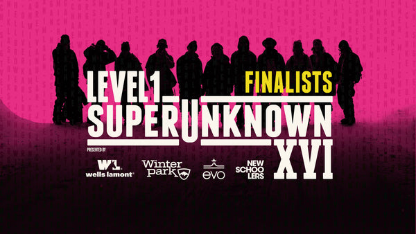 SuperUnknown XVI Finalists