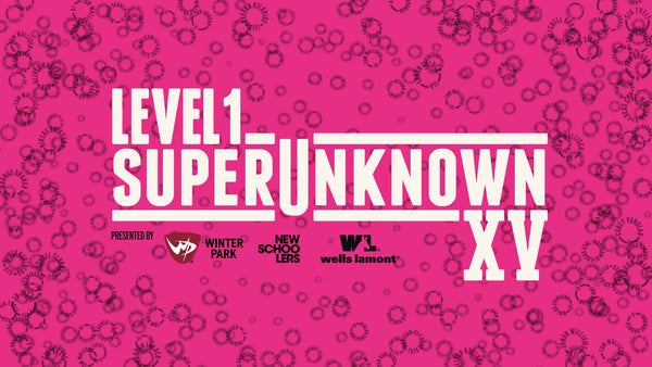 SuperUnknown XV - Rules and Entry Form