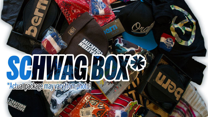 Win a Schwag Box