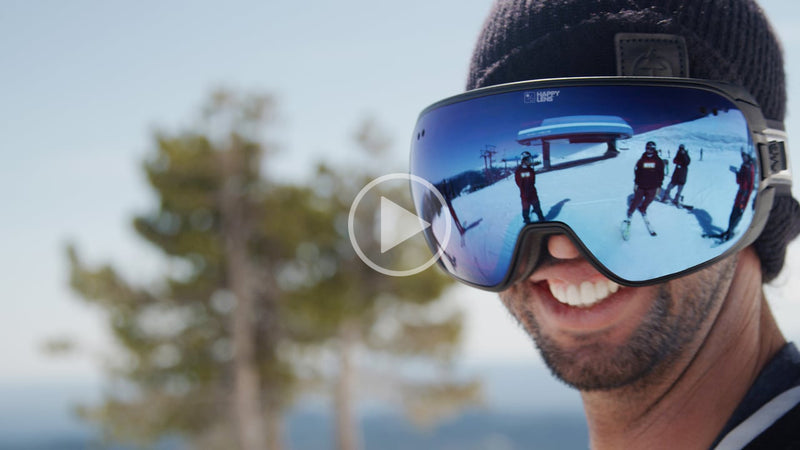 Ski Happy with SPY at Mt Bachelor