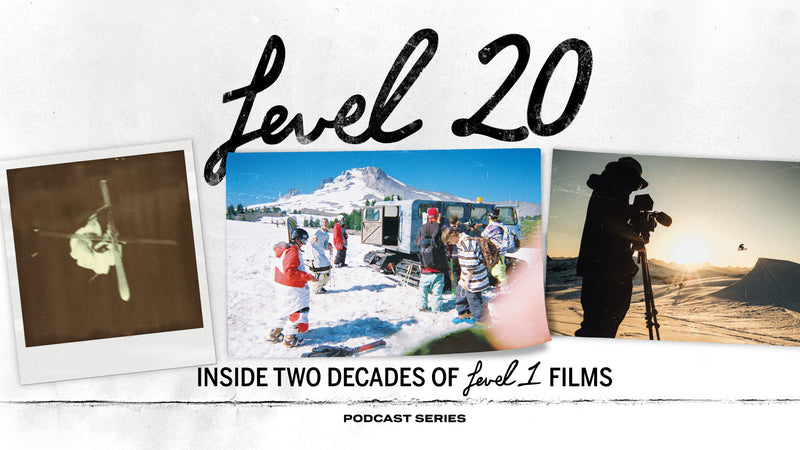 Level 20 – A twenty part audio series