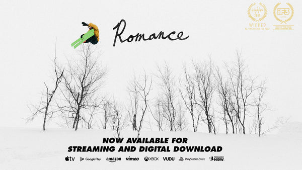 Romance now available for Streaming and Digital Download