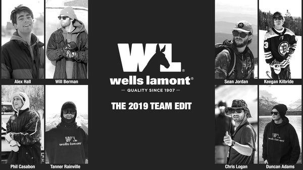 Wells Lamont® 2019 Team Edit