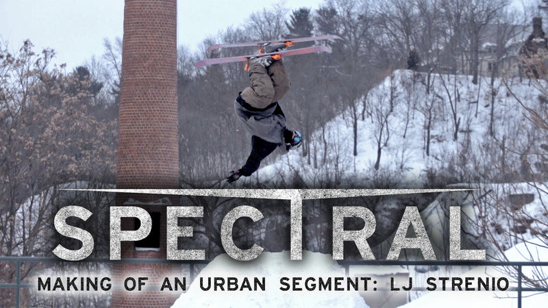 LJ Strenio - Making an Urban Segment