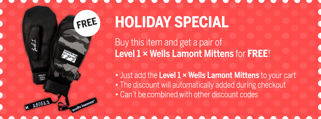 Holiday Special Free Mittens