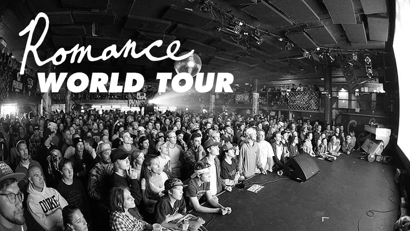 Level 1 Romance World Premiere Tour