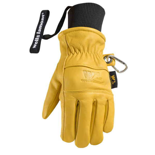 Wells Lamont Saddle Tan Glove