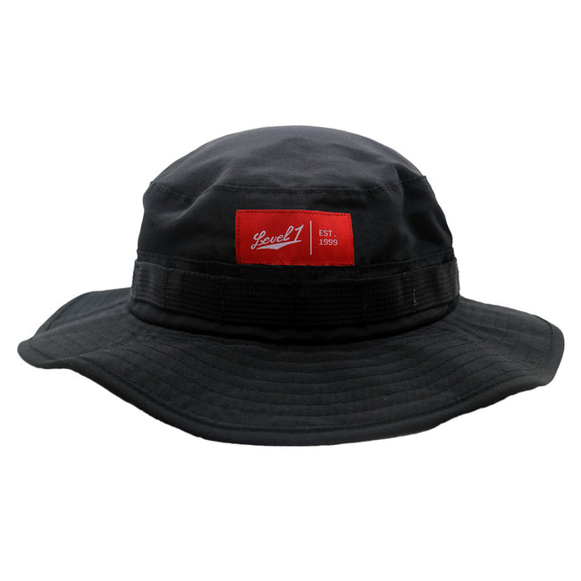 Boonie Hat RED Label