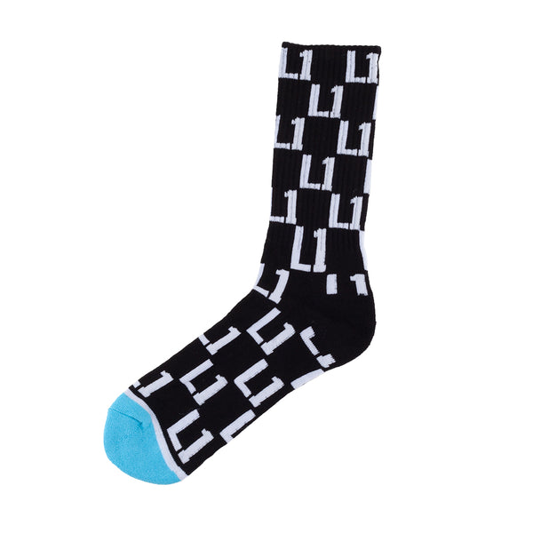 Level 1 Checkered Skate Socks