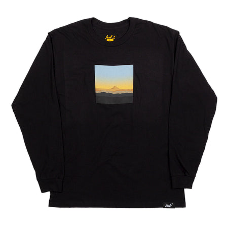 Triangle Long Sleeve T