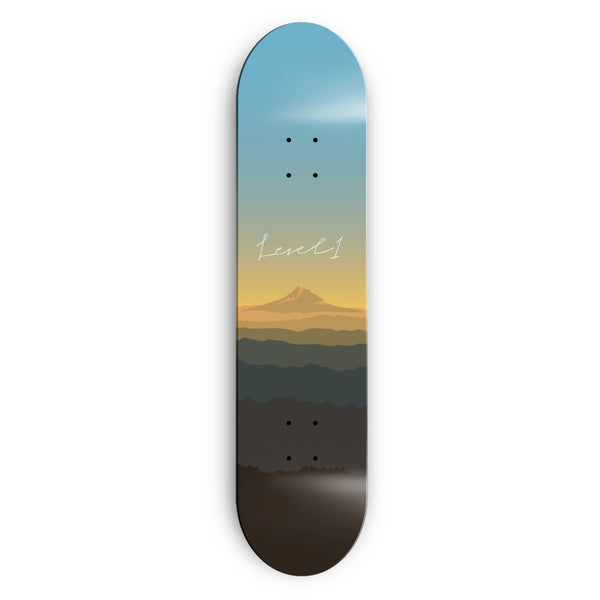 Summer Camp Skate Deck