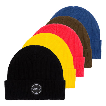 Level 1 × Buff Knitted Hat Kort