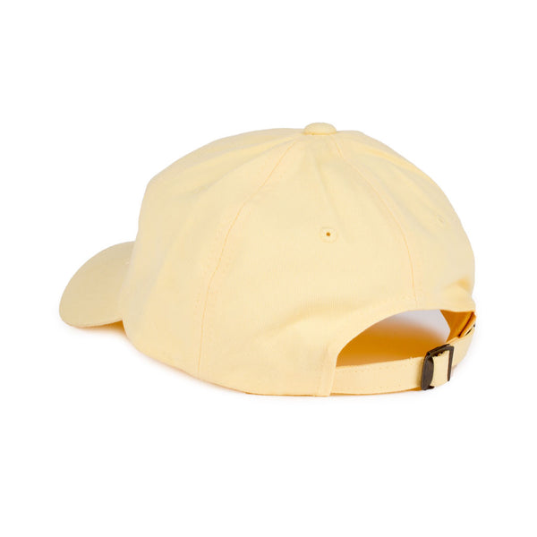 Script Peached Cotton Dad Cap