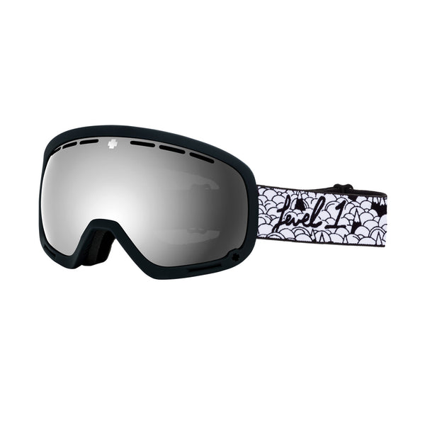 "Level 1 × SPY ""Pillows"" MARSHALL Snow Goggles"