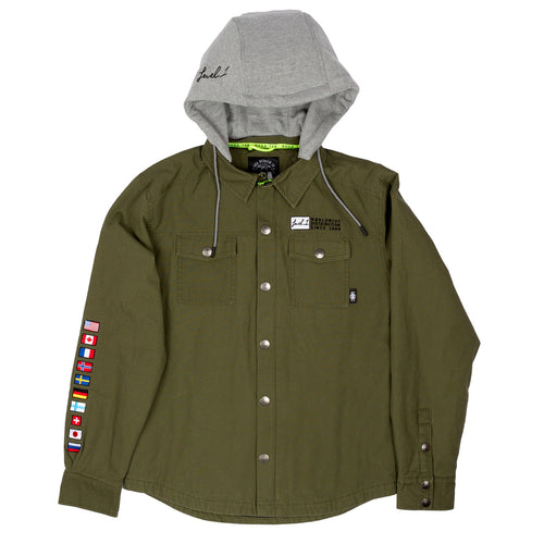 Level 1 × Saga Workwear Jacket