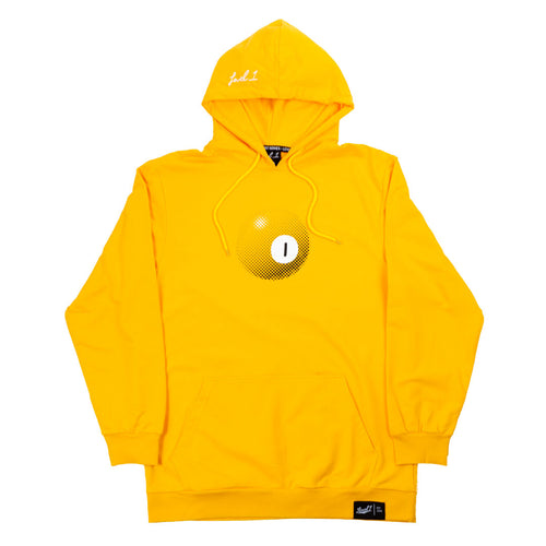 Yellow One Hoodie