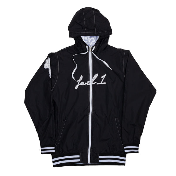 Level 1 × Jiberish Track Jacket