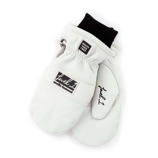 Level 1 × Wells Lamont Snow White Mittens
