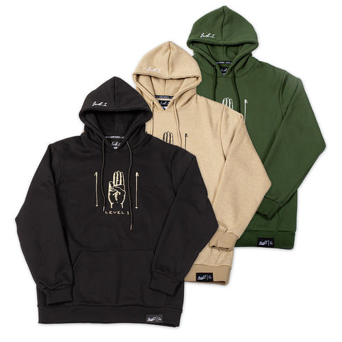 Level 1 Scouts Honor Hoodie
