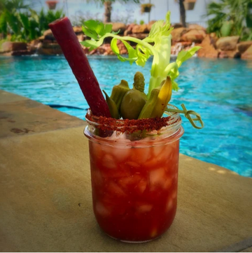Grilled Bloody Mary