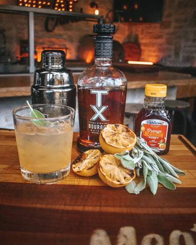 TX Evergreen Cocktail