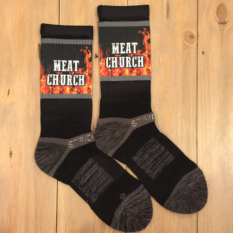 Meat Church Socks