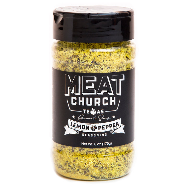 Gourmet Lemon Pepper