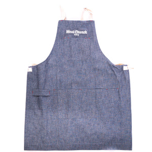Meat Church Crossback Apron