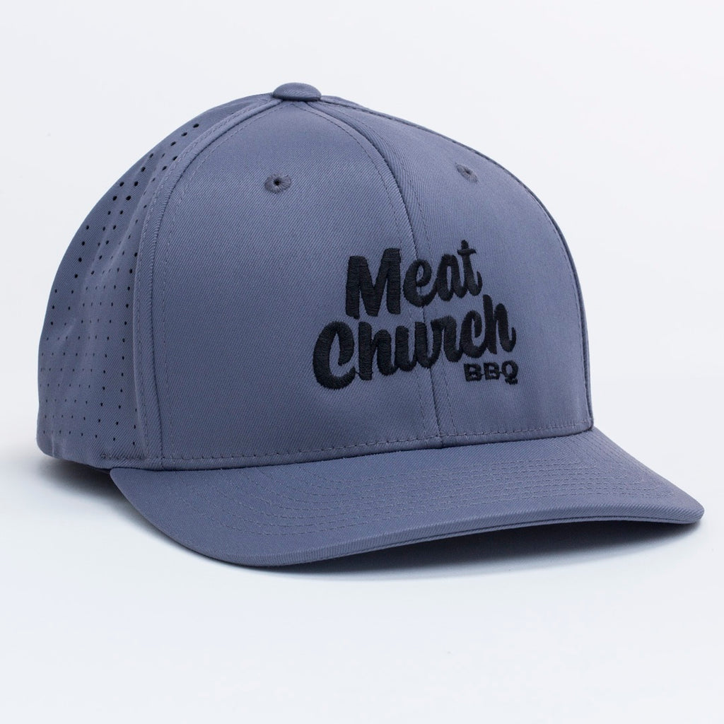 The Meat Church Smoked Stealth Hat