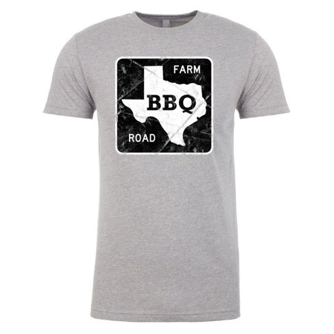Farm Road BBQ T-Shirt