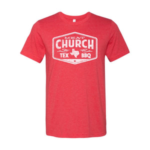 TEX BBQ Red T-Shirt