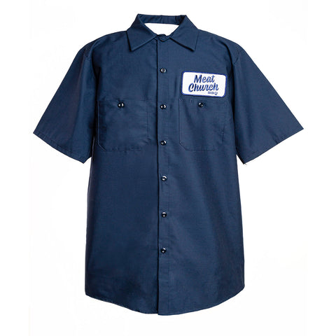 Meat Church Work Shirt