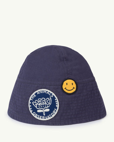 The Animals Observatory TAO Starfish Babies Hat - Navy