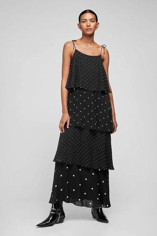 Anine Bing DAISY DRESS - POLKA DOT