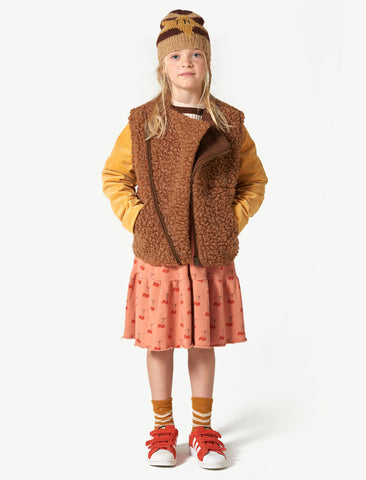 The Animals Observatory Tiger Jacket - Brown
