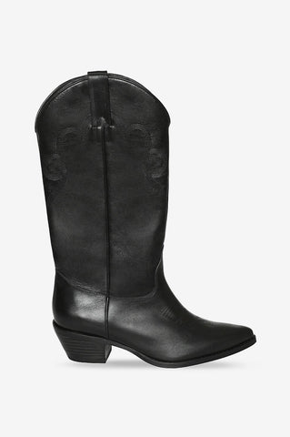Anine Bing NAOMI BOOTS IN BLACK