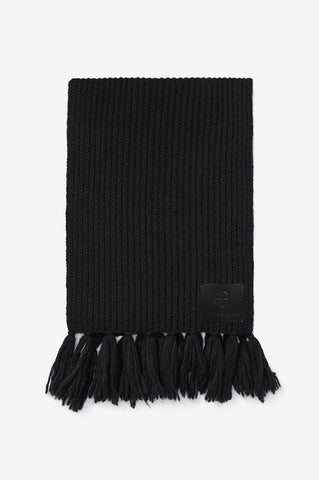 Anine Bing ALYSSA SCARF IN BLACK