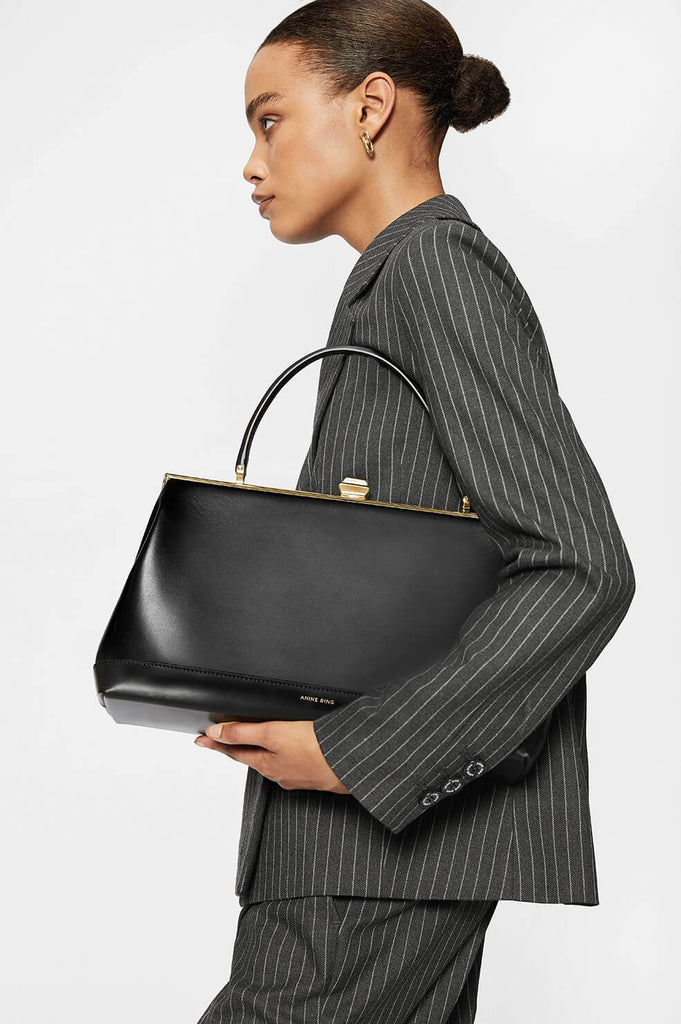 Anine Bing ELLY BAG IN BLACK