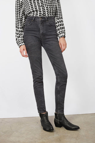 Anine Bing JAGGER JEAN IN CHARCOAL