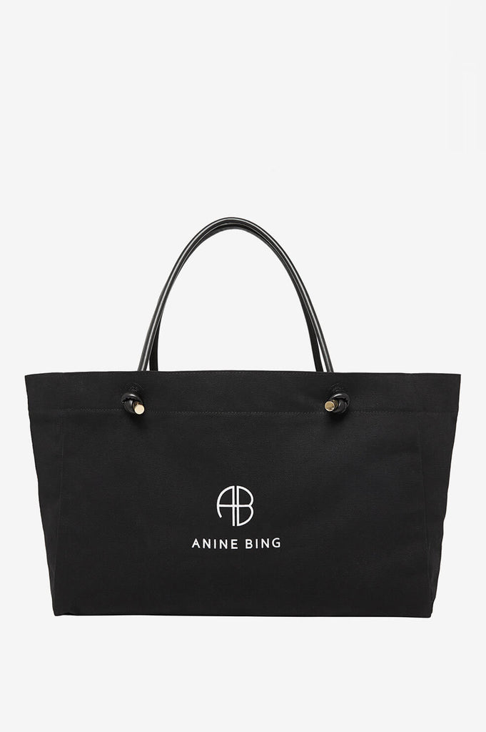 Anine Bing MEDIUM SAFFRON TOTE
