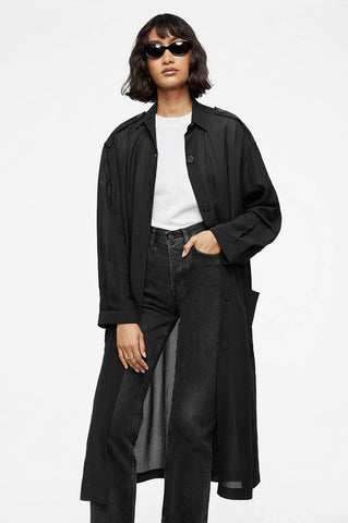 Anine Bing ZOEY JACKET - BLACK