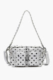 Núnoo Ellie Dots Bag - White