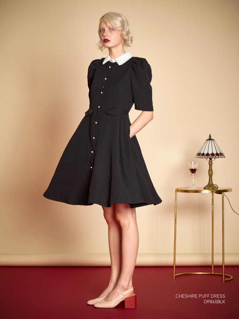 [Sister Jane] 2018 Pre Cheshire Puff Dress