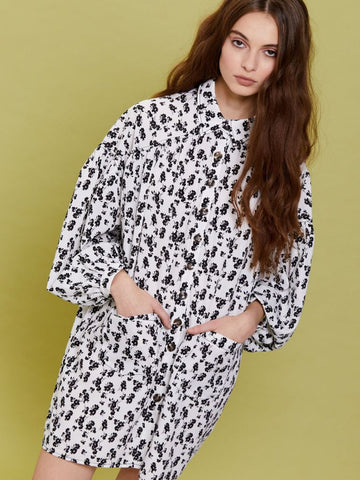 Ghospell Road To Nowhere Shirt Dress