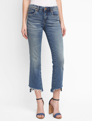 Blank Denim App Happy Straight Jeans