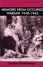 Memoirs from Occupied Warsaw 1940-1945