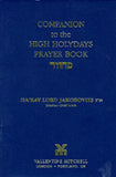 Companion to the High Holydays Prayer Book