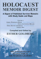 Holocaust Memoir Digest Volume 2