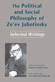 The Political and Social Philosophy of Ze'ev Jabotinsky