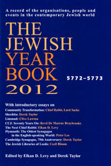The Jewish Year Book 2012